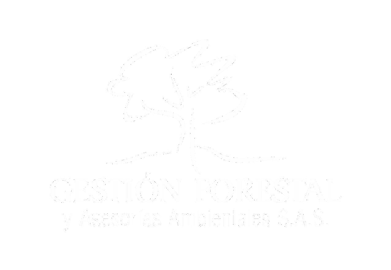 Logo blanco Gestion Forestal 1701